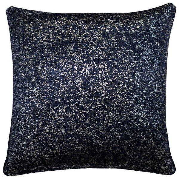 Halo Cushion Cover Charcoal