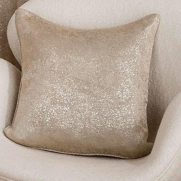 Halo Cushion Cover Cream
