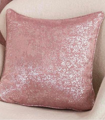 Halo Cushion Cover Pink