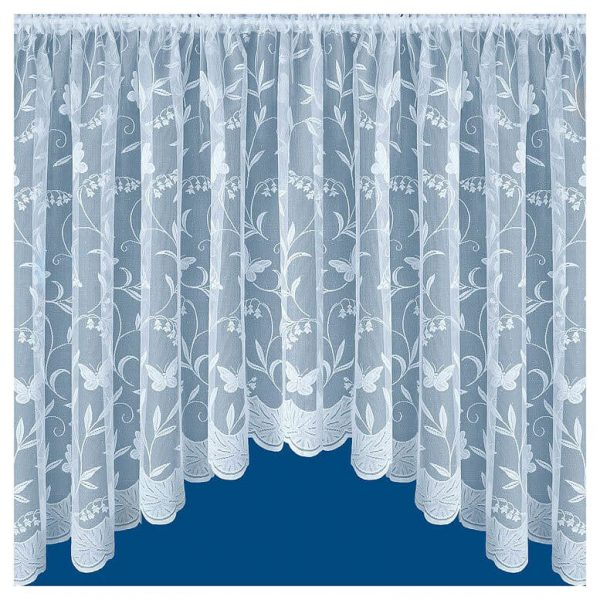 Hawaii jardiniere net curtain