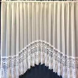 Lillian jardiniere net curtain