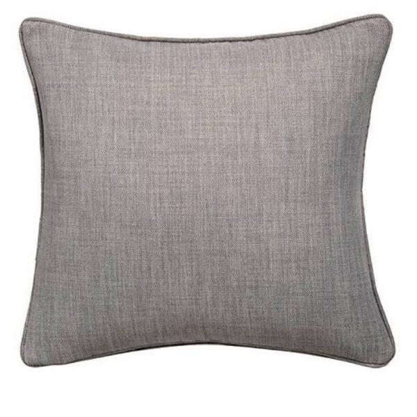 cushion cover hugo grey
