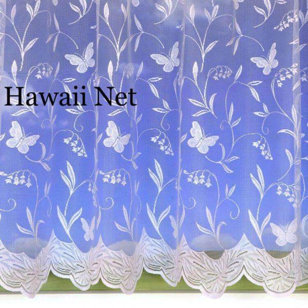 hawaii net curtain