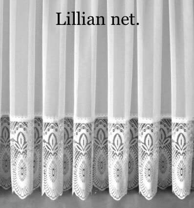 lillian net curtain