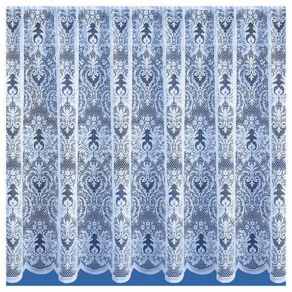 Straight net curtain Nottingham