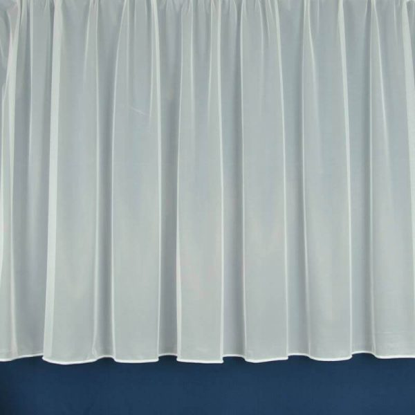 net curtain voile plain cheshire